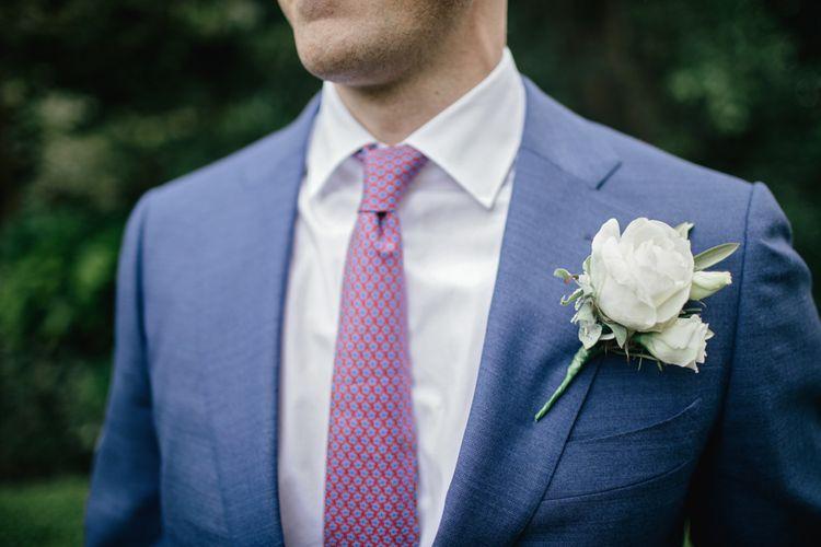 Hermes Tie | Kat Hill Wedding Photography