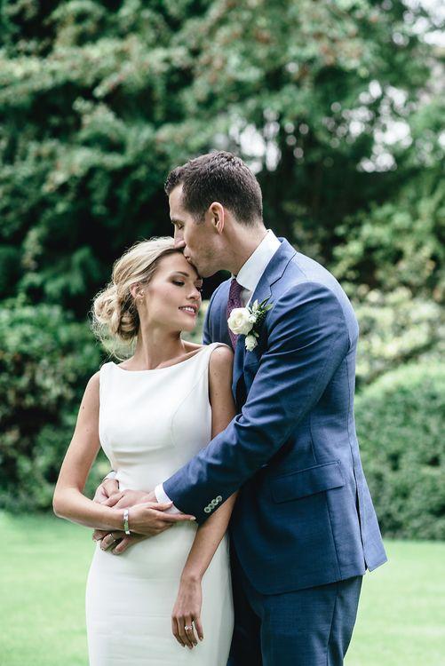 Couple Shots | Kat Hill Wedding Photography | Martina Liana from Angelica's bridal Islington