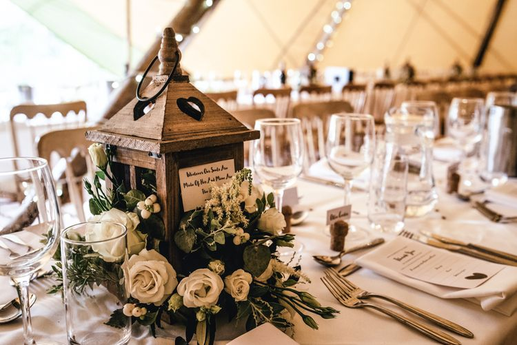 DIY Table Decor | Papakata Teepee Wedding | Kat Hill Wedding Photography
