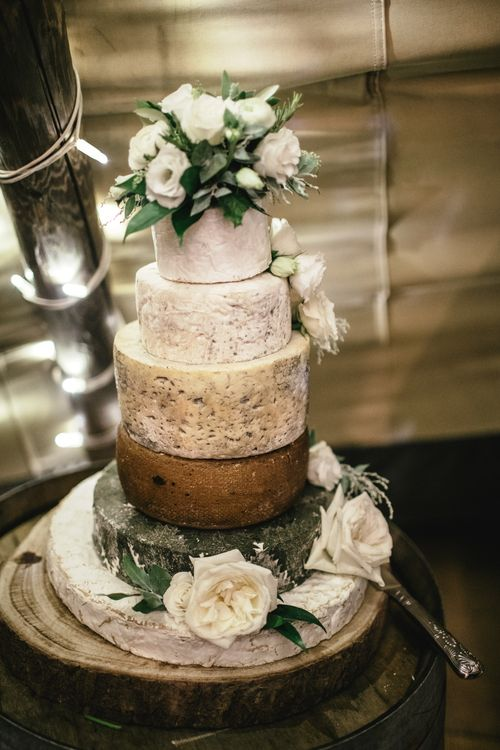 Cheese cake | Kat Hill Wedding Photography