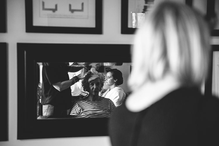 Getting Ready | Stewart Parvin | Images by McKinley Rogers