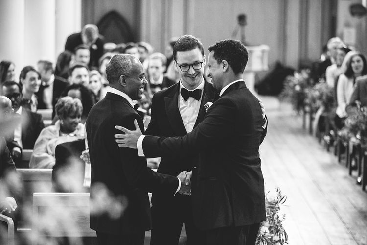 The Ceremony | St Johns in Notting Hill | Stewart Parvin | Brunswick House | Images by McKinley Rogers