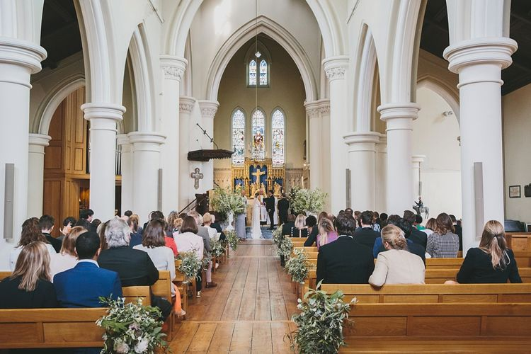 The Ceremony | St Johns in Notting Hill | Images by McKinley Rogers