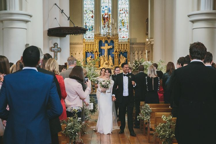 Married | St Johns in Notting Hill | Images by McKinley Rogers