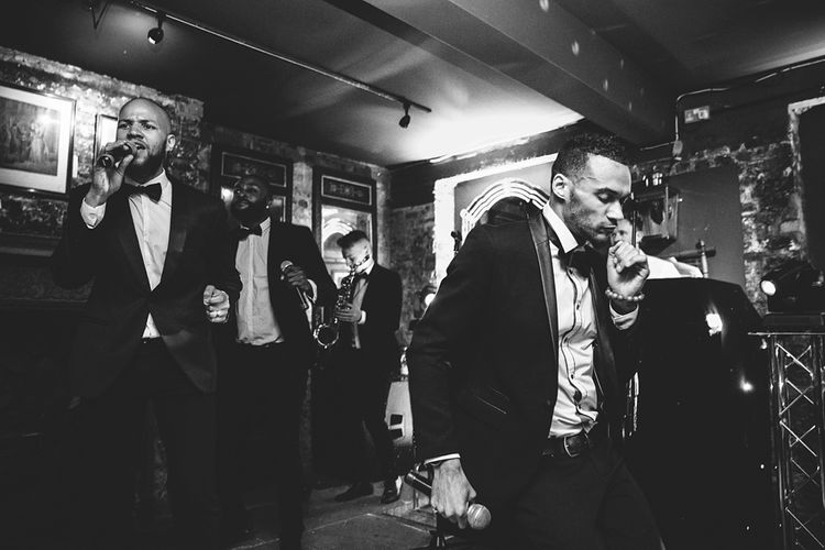 Entertainment | Wedding Reception | Brunswick House | Images by McKinley Rogers