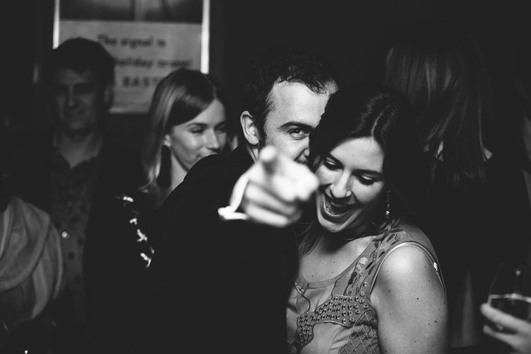 Dancing | Wedding Reception | Brunswick House | Images by McKinley Rogers