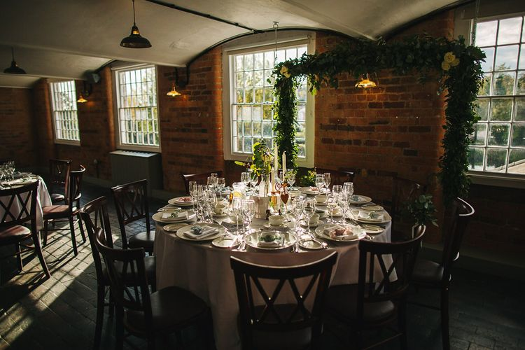 The West Mill Industrial Wedding Venue in Derbyshire | S6 Photography