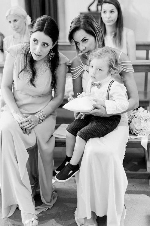 Bridesmaids & Page Boy | Linda Nari Photography