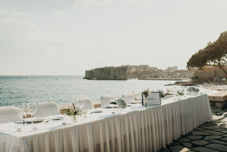 Coastal View | Top Table | Jere Satamo Photography