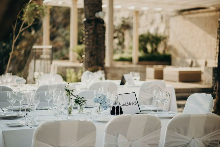 Table Scape | Destination Croatia Wedding | Jere Satamo Photography