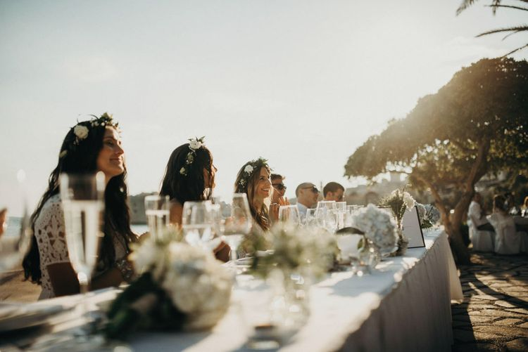 Top Table | Destination Croatia Wedding | Jere Satamo Photography