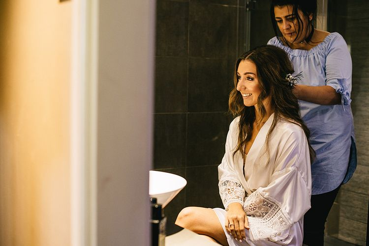 Getting Ready | Alex Tenters Photography