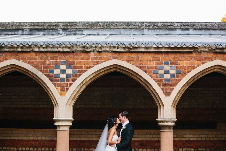 Elegant Autumnal Wedding At Rugby School With Bride In Mira Zwillinger And Groom In Tails