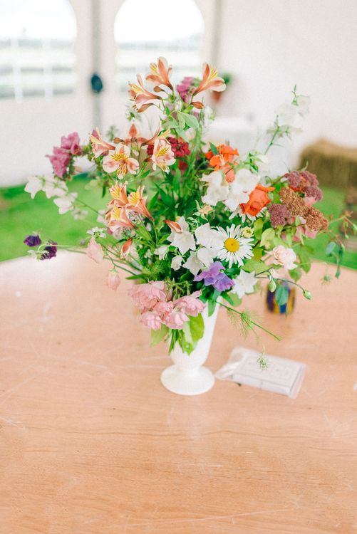 Freshly Picked Flowers