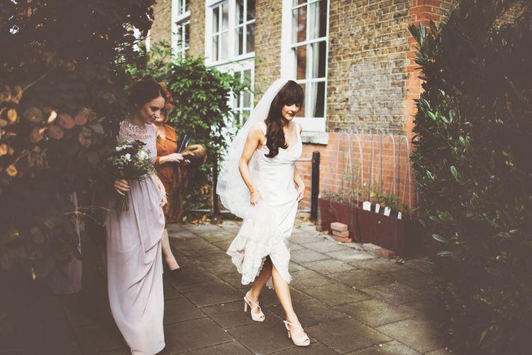 David Fielden Wedding Dress