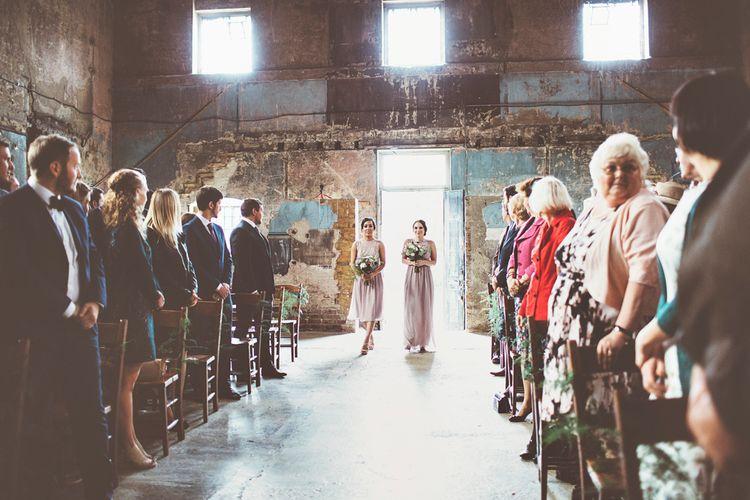 Wedding At Asylum Chapel London
