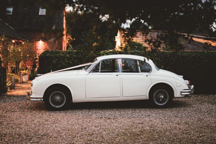 Vintage Wedding Car | Maryanne Weddings Photography
