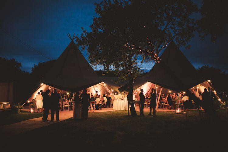 Tipi | Maryanne Weddings Photography