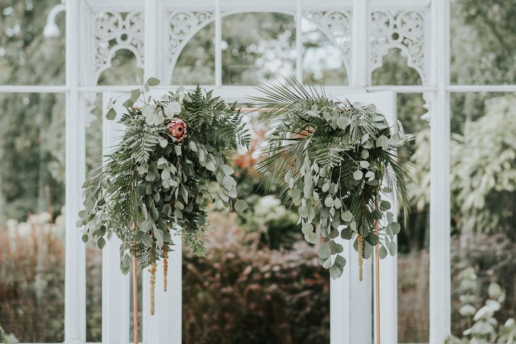 Botanical Orangery Wedding at Horniman Museum & Gardens, London | Fern Edwards Photography