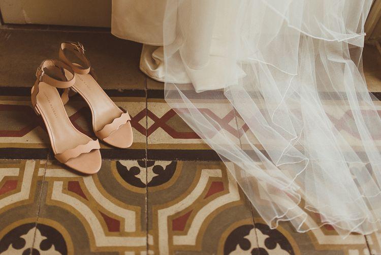 Karen Willis Holmes Gown | Outdoor Destination Wedding at Villa Regina Teodolinda, Lake Como, Italy | Matt Penberthy Photography