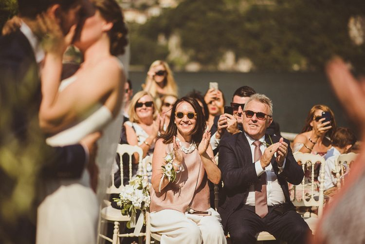 Outdoor Destination Wedding at Villa Regina Teodolinda, Lake Como, Italy | Matt Penberthy Photography