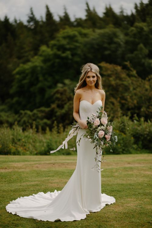 Stunning Ava Rose Hamilton Bride