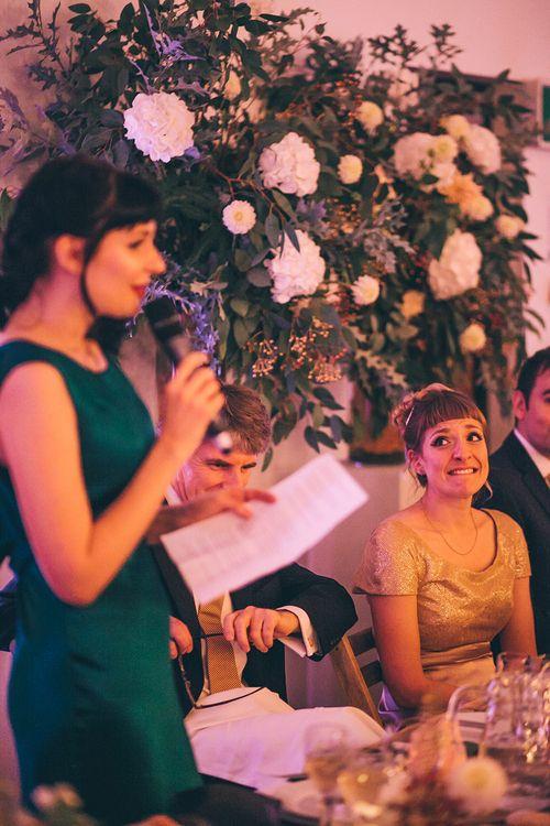 Best Girl Wedding Speech