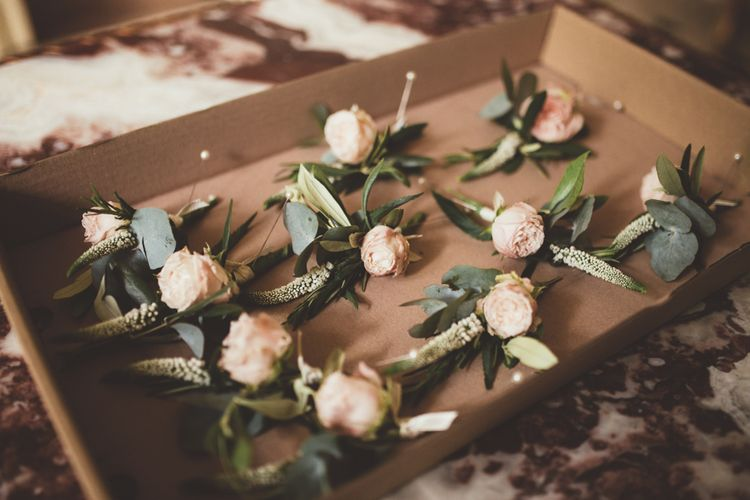 Buttonholes For Wedding