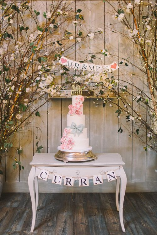 Once Upon a Time Cakes, Wedding Cake
