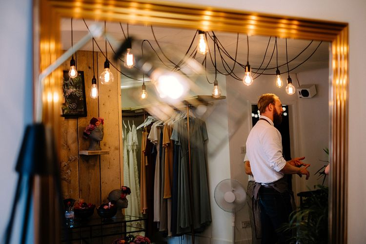 The Ghost Orchid Bride Boutique
