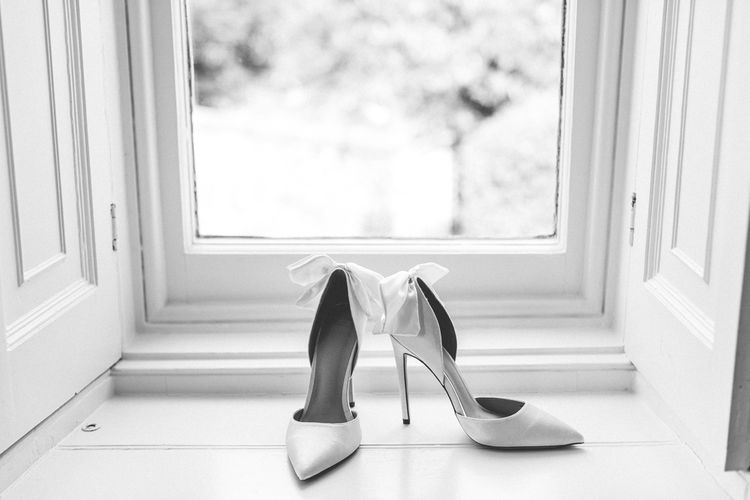 Bow Court Shoes from ASOS Wedding Shoes