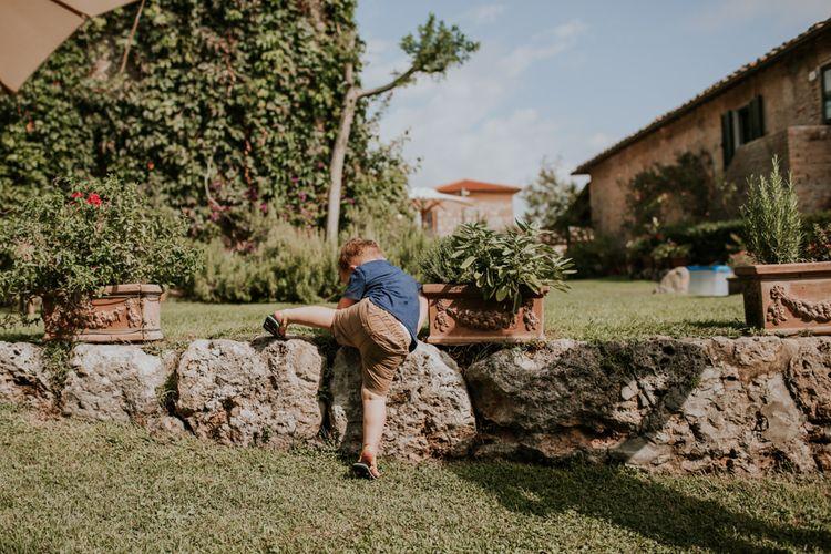 Elegant Italian Destination Wedding in Tuscan Hills Planned by Romeo & Juliet Weddings   D&A Photography   Ben Walton Films