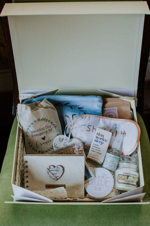 Bridal To Be Survival Kit Box   D&A Photography   Ben Walton Films