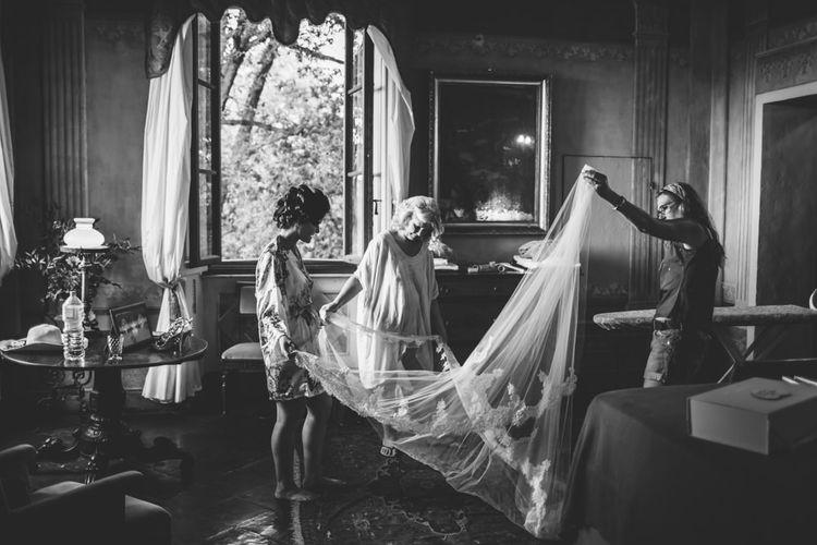 Bridal Preparations   D&A Photography   Ben Walton Films