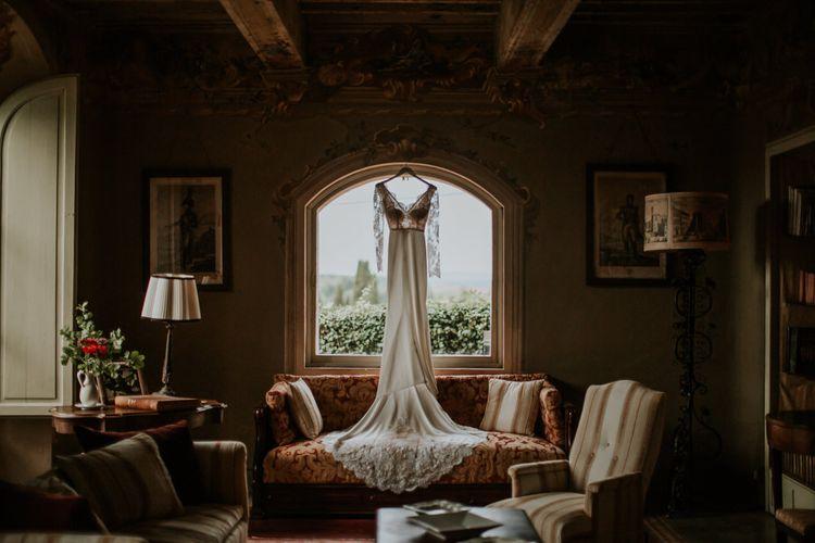 Morgan Davies Bridal Gown   D&A Photography   Ben Walton Films