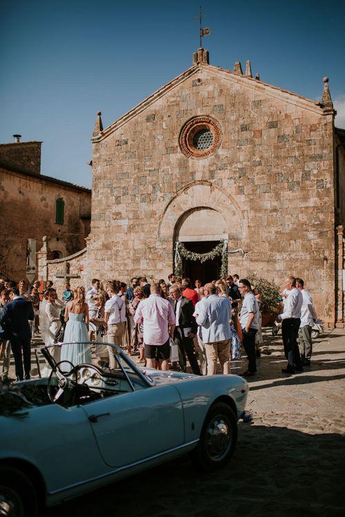 Tuscan Church   D&A Photography   Ben Walton Films