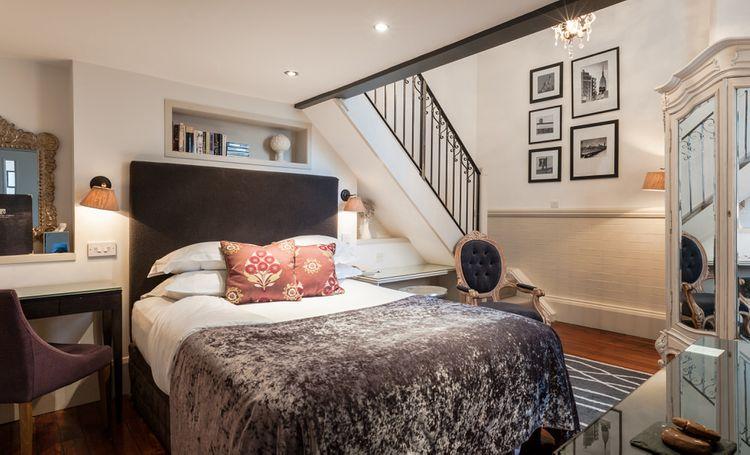 Baby Grand Bedroom