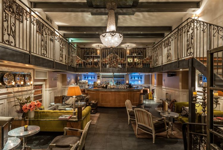Great John Street Hotel Oyster Bar