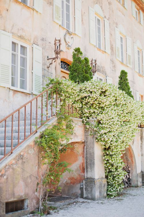 Greenery on the French Riviera | Purewhite Photography | D'amour et de deco Styling