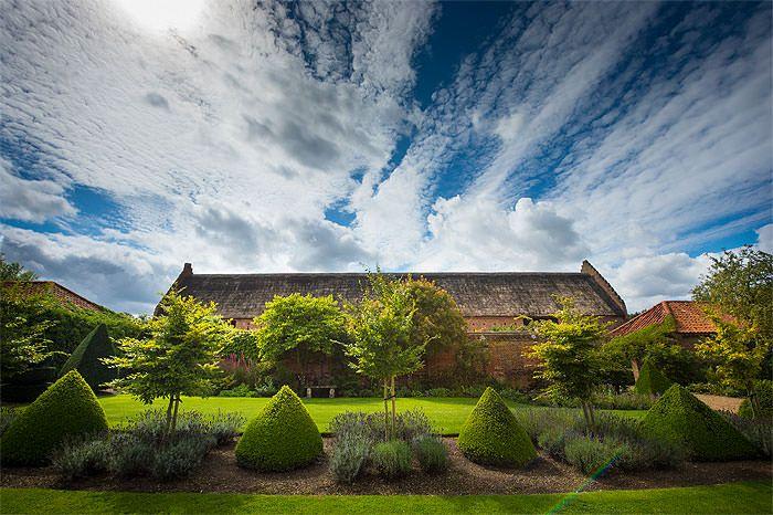 Hales Hall & The Great Barn