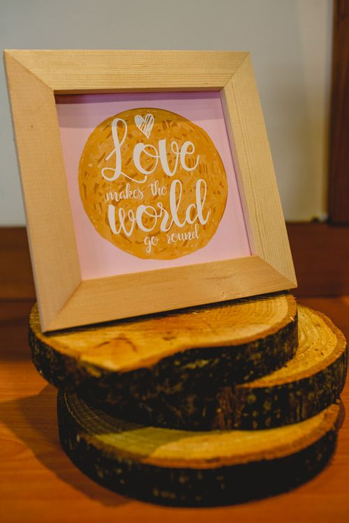 Love Makes the World Go Round Sign   Navyblur Photography   Cinematic Tide Films