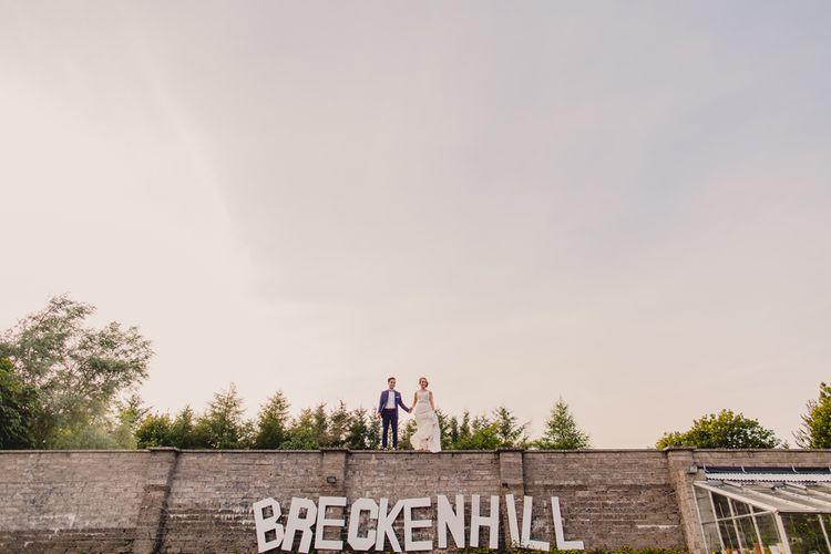 Bride & Groom Breckenhill   Navyblur Photography   Cinematic Tide Films
