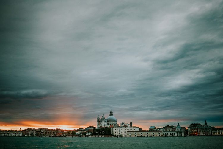 Super Luxe Greek Wedding at The Cipriani in Venice | Bridgwood Wedding Photography
