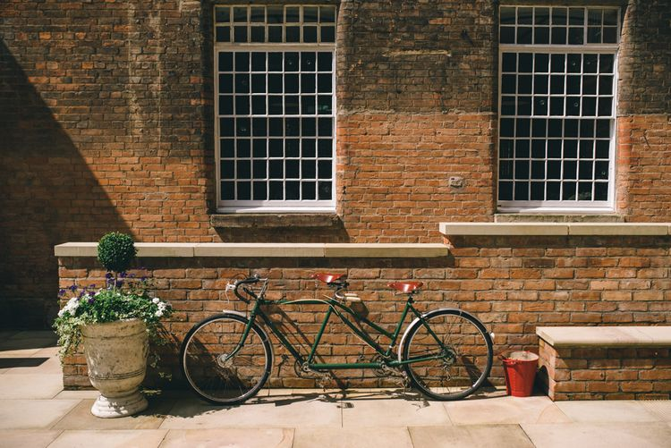 Tandem Bicycle by Matt Brown Photography