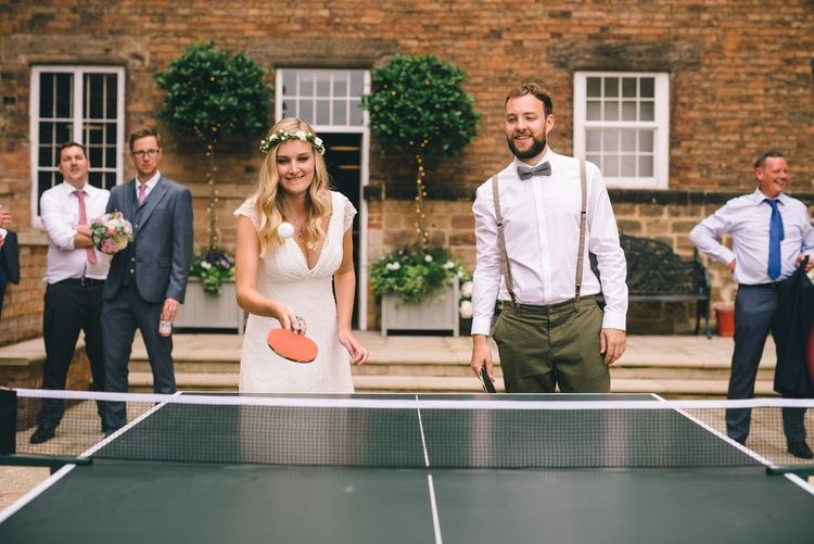 Table Tennis at The West Mill Derbyshire by Matt Brown Photography