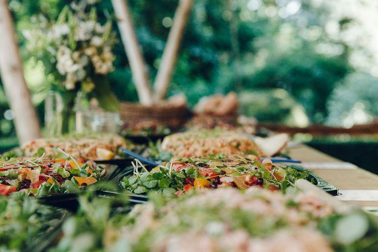 Wedding Reception Salads