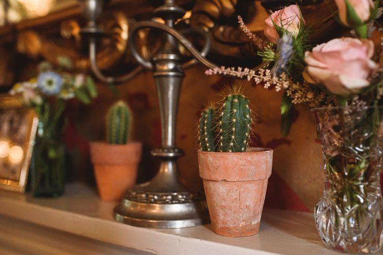 Cacti Wedding Decor