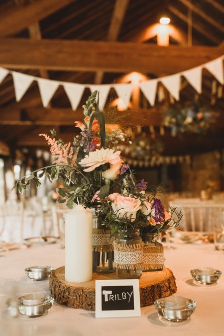 Rustic Wedding At Dewsall Court Herefordshire