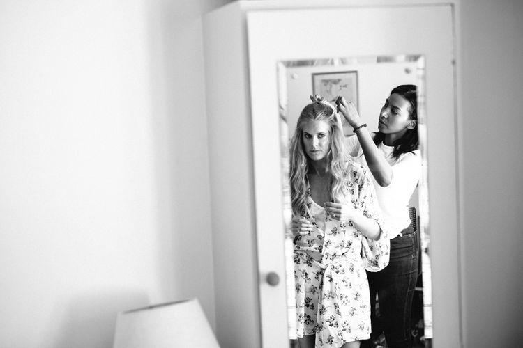 Bridal Prep | Getting Ready Shots