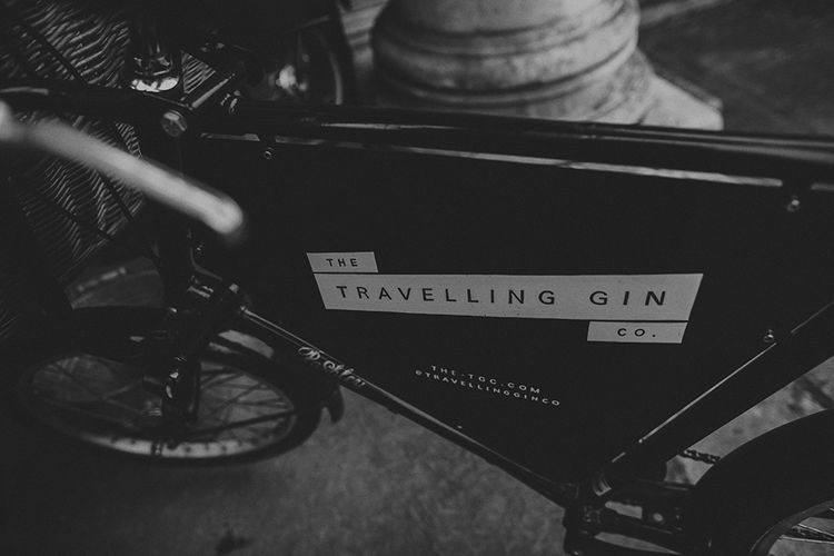 The Travelling Gin Company Wedding Drink Hire